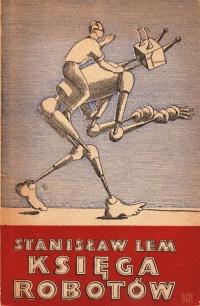 Księga robotów - okładka